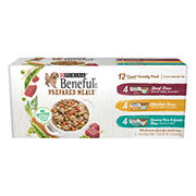 Purina Beneful High Protein Wet Dog Food With Gravy Variety Pack, 12 ct.