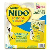 Nido Ready to Drink Vanilla Milk Club Pack, 4 ct.