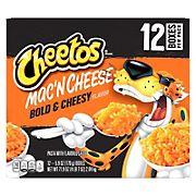 Cheetos Mac N Cheese, 12 ct.