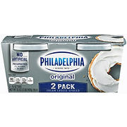 Kraft Philadelphia Regular Cream Cheese Spread, 2 pk./16 oz.