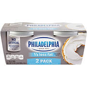 Kraft Philadelphia Light Cream Cheese Spread, 2 pk./16 oz.