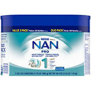 Nestle NANPro 1 Infant Formula, 2 ct.