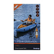 Hydro Force Cove Champion Inflatable Kayak Set - Blue