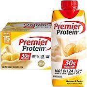 Premier Protein Banana Shake, 15 ct./11 oz.