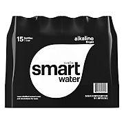 Glaceau Smartwater Alkaline, 15pk./1 L.