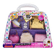Real Littles Handbags Ultra-Luxe Collection and Display Case