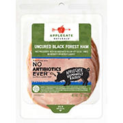 Applegate Naturals Uncured Black Forest Ham, 2 pk./7 oz.