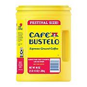 Cafe Bustelo Canister, 46 oz.