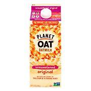 Planet Oat Original Oatmilk Unsweetened, 52 oz.