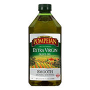 Pompeian Smooth Extra Virgin Olive Oil, 68 oz.