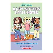 Karen's Kittycat Club (Baby-Sitters Little Sister Graphic Novel #4)
