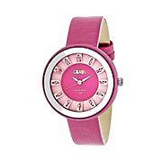 Crayo Celebration Unisex Watch - Pink