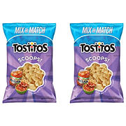 2 Tostitos Scoops - Pick n' Pack