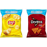Doritos Nacho Cheese & Lay's Classic - Pick n' Pack