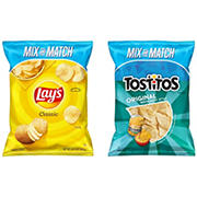 Lay's Classic & Tostitos Original - Pick n' Pack
