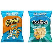Tostitos Original & Cheetos Puffs - Pick n' Pack