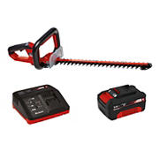 EINHELL Arcurra Power X-Change 18V Cordless Hedge Trimmer with Metal Gearing Kit