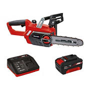 EINHELL GE-LC Power X-Change 18V Cordless Cutting Speed Chainsaw with OREGON Chain Kit
