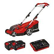 "EINHELL GE-CM Power X-Change 36V Cordless 15"" Walk Behind Push Lawn Mower Kit"