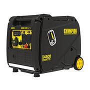Champion 4,500W Peak/3,500W Rated RV Ready Inverter Generator with Quiet Technology