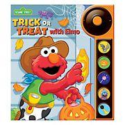 Sesame Street: Trick or Treat with Elmo