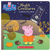 Night Creatures: A Lift-the-Flap Book