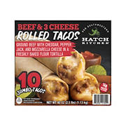 Hatch Kitchen Beef and Three Cheese Rolled Taco, 12 ct.