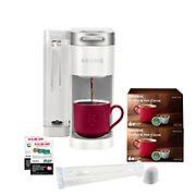 Keurig K-Supreme Single Serve K-Cup Pod Coffee Maker with Multiteam Technology - White