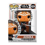 Funko Pop Star Wars: The Mandalorian - Ahsoka With Sabers