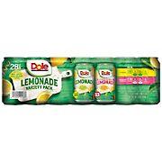 Dole Lemonade Variety Pack, 28 pk./12 oz.