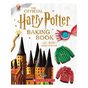 The Official Harry Potter Baking Book: 45 Recipes Inspired by the Films