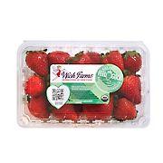 Organic Strawberries, 1 lb.
