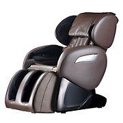 Best Massage Shiatsu 55 Zero Gravity Full Body 8 Point Massage Chair with Heat Therapy - Brown
