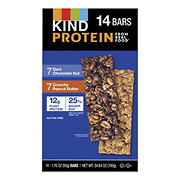 Kind Protein Bar Variety Pack, 14 ct.