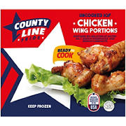 County Line Pride Chicken Wings, 5lbs.