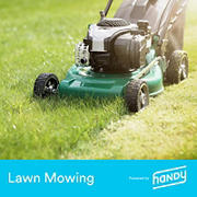 Handy Lawn Mowing, Up to 20k Sq. Ft.