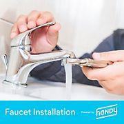 Handing Plumbing Services, Faucet Installation