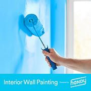 Handy Painting Services, Up to 100 Sq. Ft.