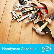 Handy Handyman Services, 4 Hours