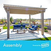 Handy Gazebo & Pergola Assembly Services