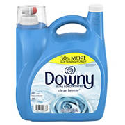 Downy Ultra Concentrated Liquid Fabric Conditioner, Clean Breeze, 251 Loads, 170 fl. oz.