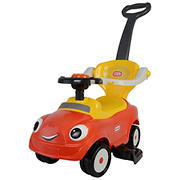 Little Tikes 3-in-1 Ride-On - Red