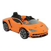 Lamborghini Centanario Ride-On - Orange