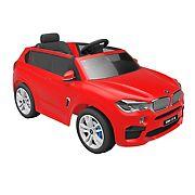 BMW X5 12V Ride-On - Red