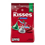 Hershey Holiday Kisses, 43.2 oz.