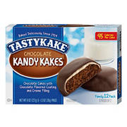 Tastykake Chocolate Kandy Kakes, 6 ct./1.3 oz.