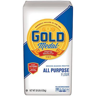 Gold Medal All Purpose Flour, 10 lbs.