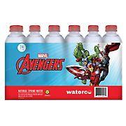 Marvel Avengers Natural Spring Water, 24 pk./16.9 oz.