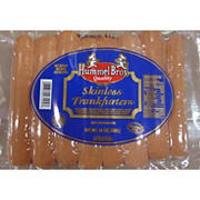Hummel Bros. Skinless Franks, 3 lbs.