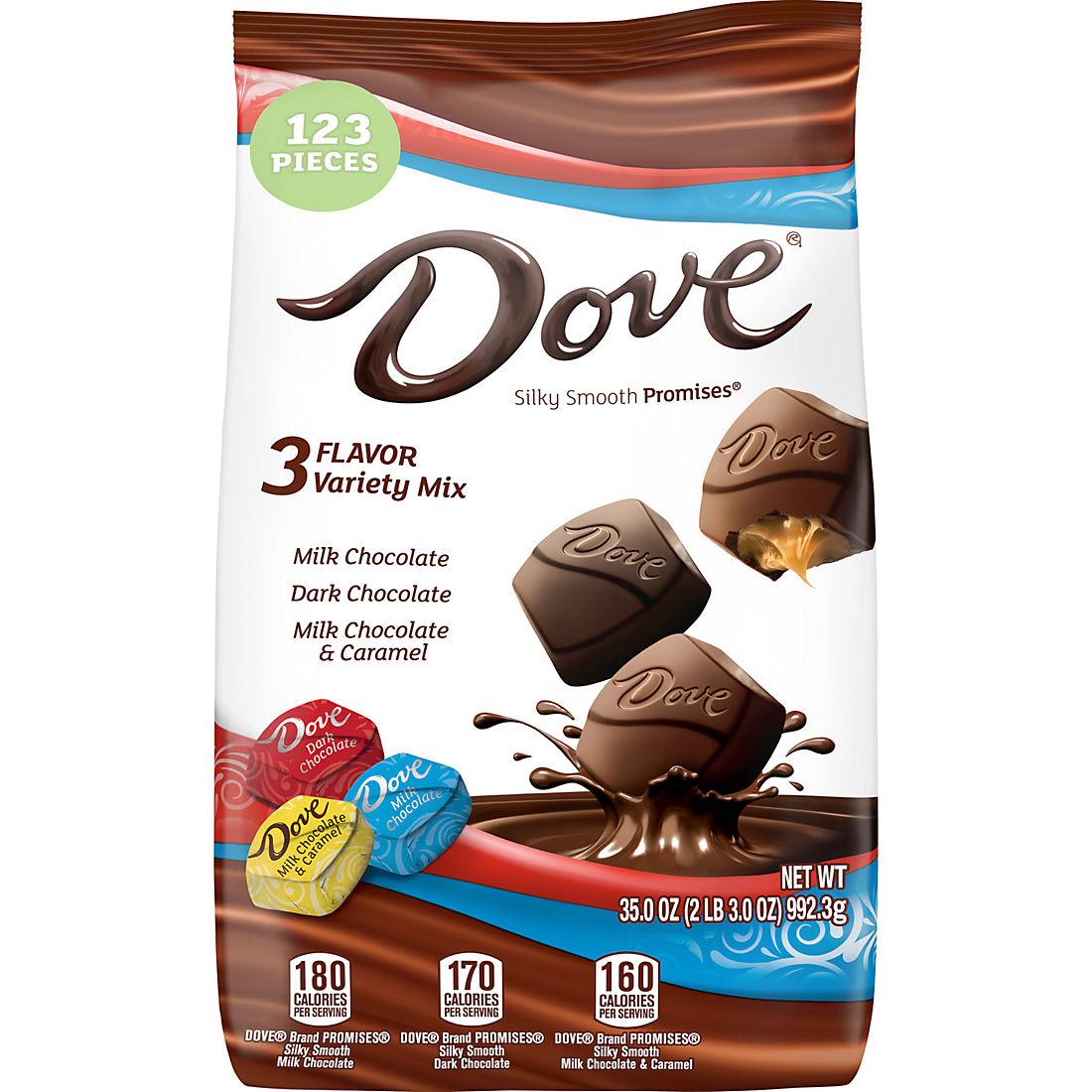 Dove Assorted Chocolates, 35 oz. - BJs